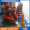 便携式植桩机(打桩机)防汛打桩机